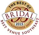 The Best of Bridal Extravaganza Show Best Venue Southeast 2015