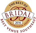 The Best of Bridal Extravaganza Show Best Venue Southeast 2016