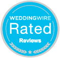 WeddingWire Rated Reviews
