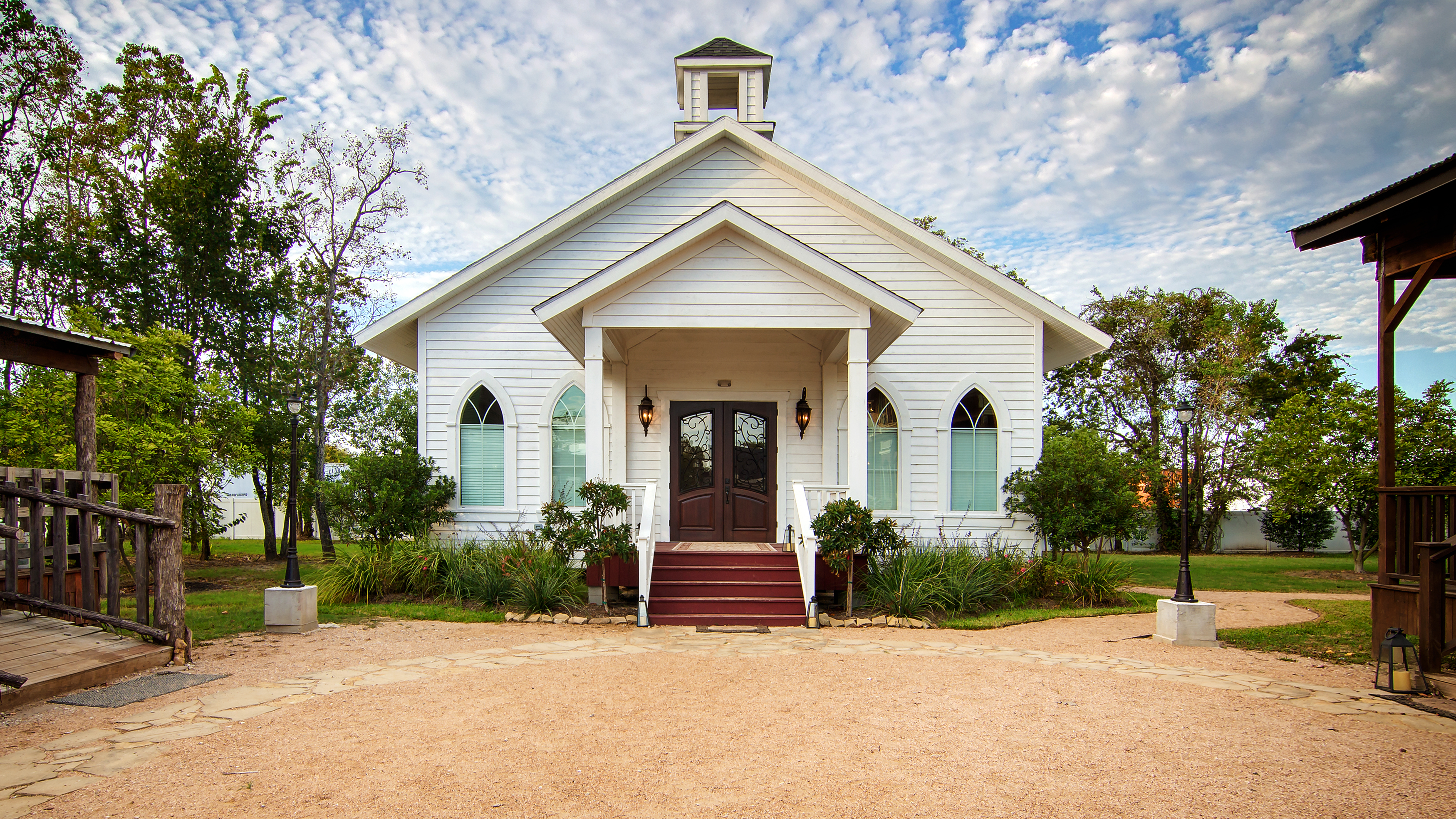 Chapel Wedding in Houston