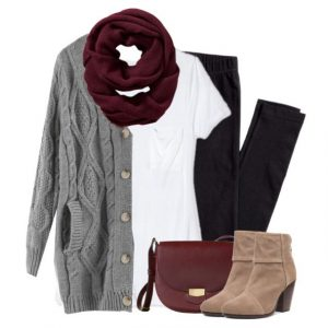 fall favorites outfit