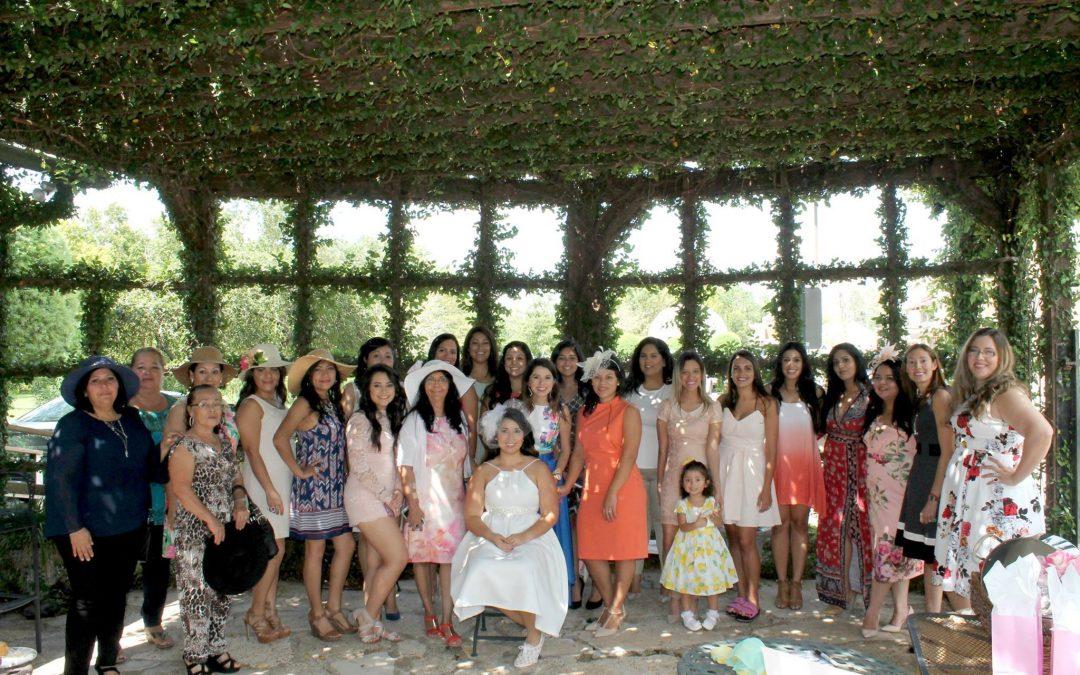 Bridal shower venue Pasadena Tx