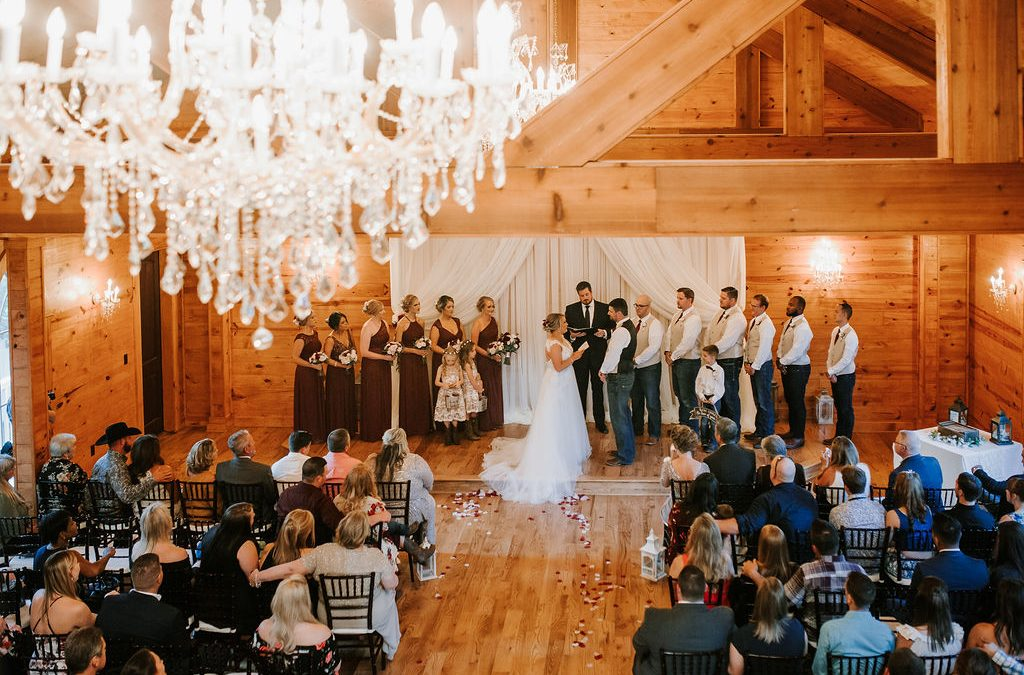 How to Plan Your Dream Western Wedding