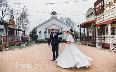 An Elegant Winter Wedding in Houston