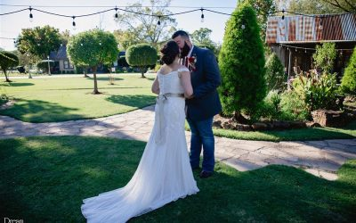 A Country, Fall Wedding at Silver Sycamore