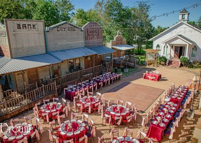 rustic wedding venue houston