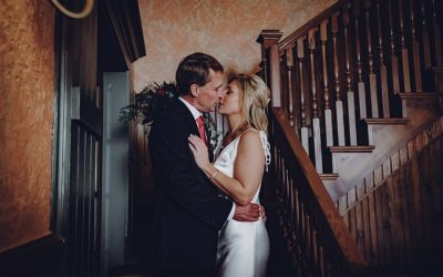 Rustic, Micro Wedding at Silver Sycamore