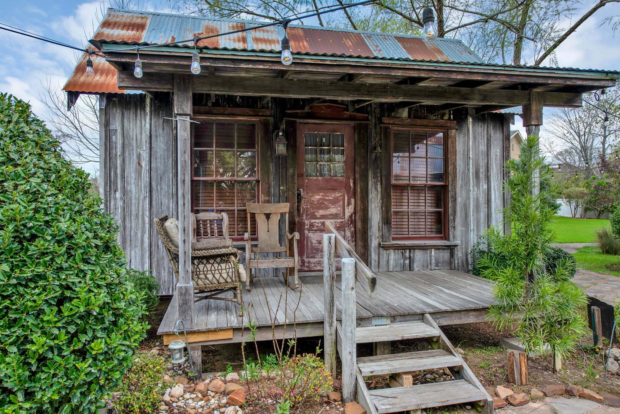 rustic oaks cabin bed and breakfast