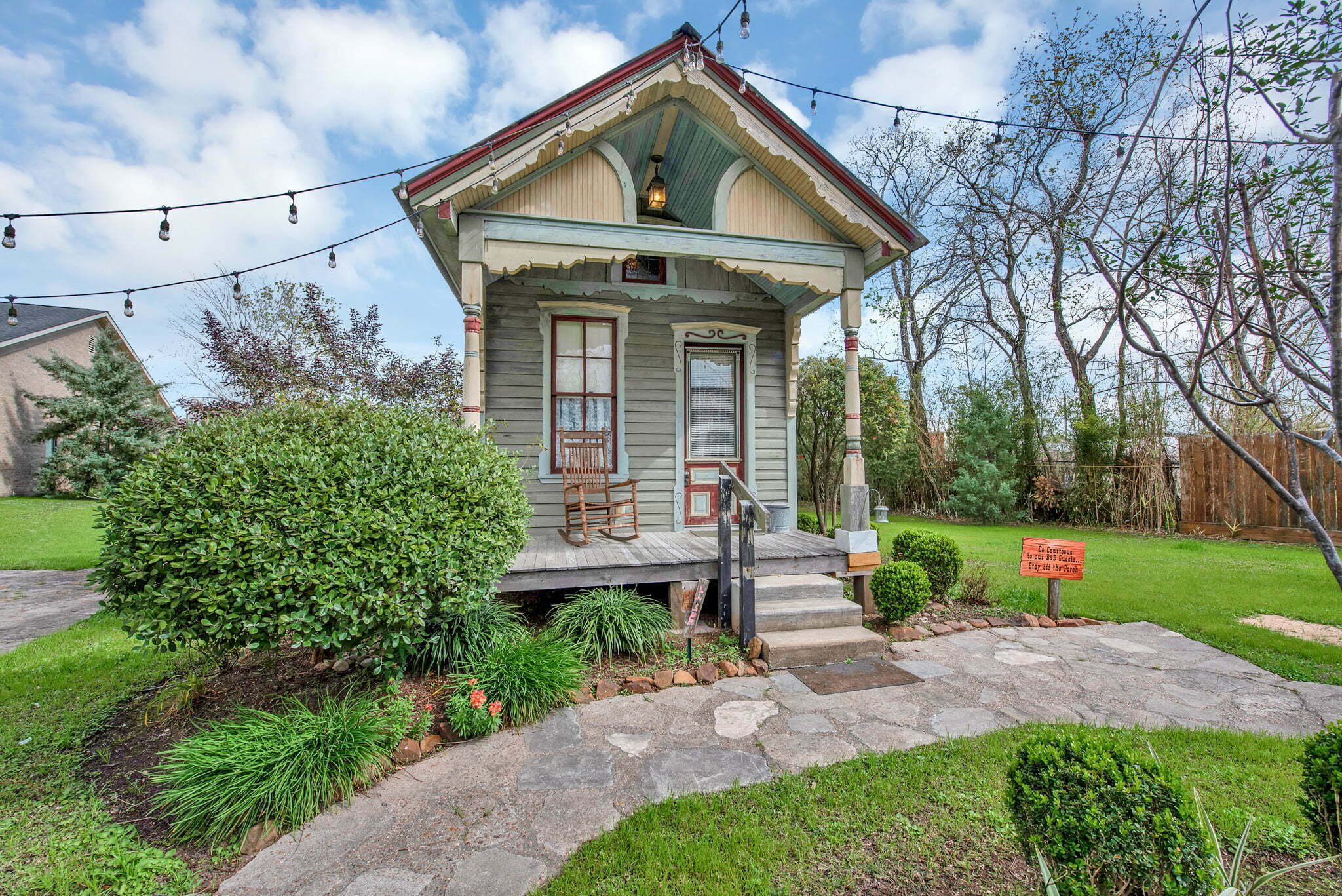 victorian bed and breakfast in houston