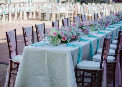 wedding florals decor