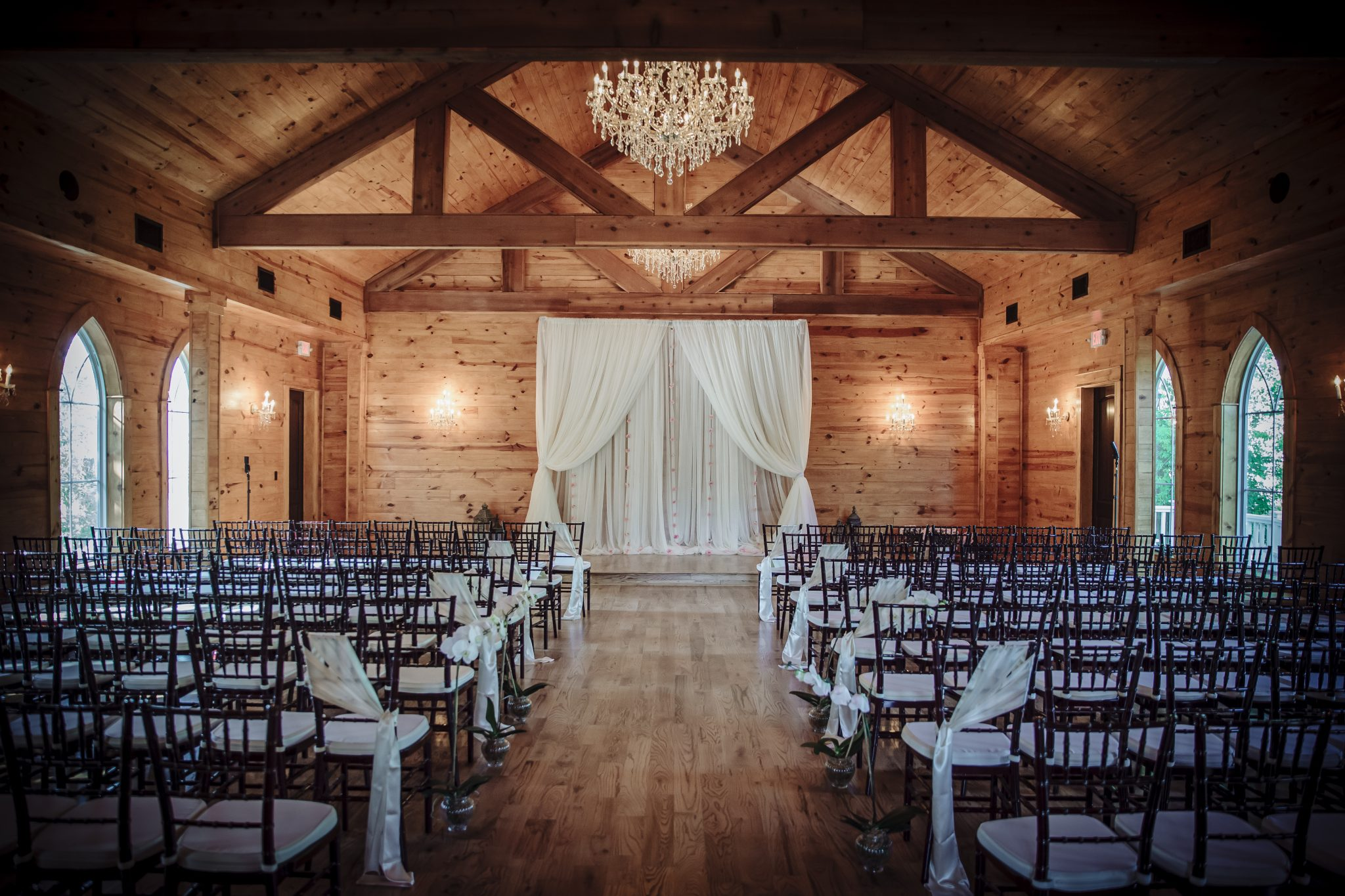 rustic wedding houston chapel