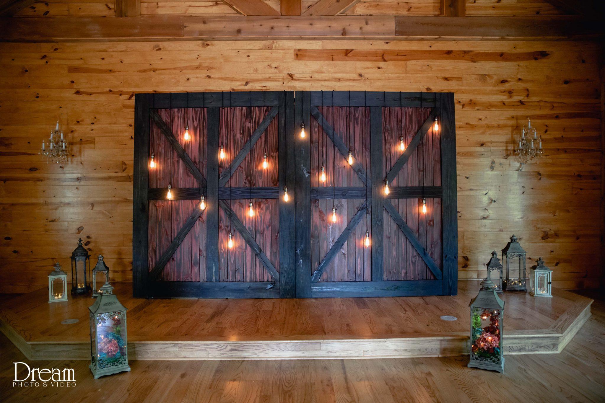 chapel ceremony decor houston