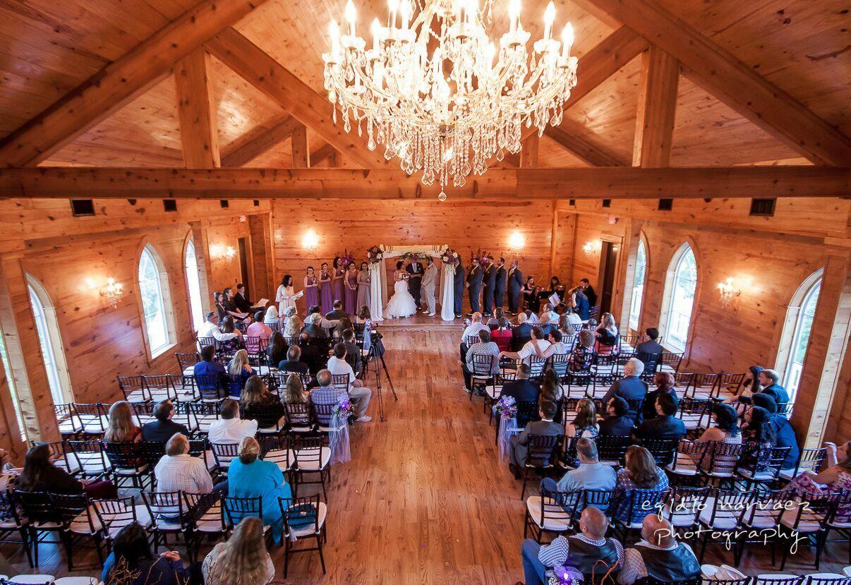historic wedding chapel in Texas
