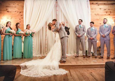Houston wedding ceremony indoor